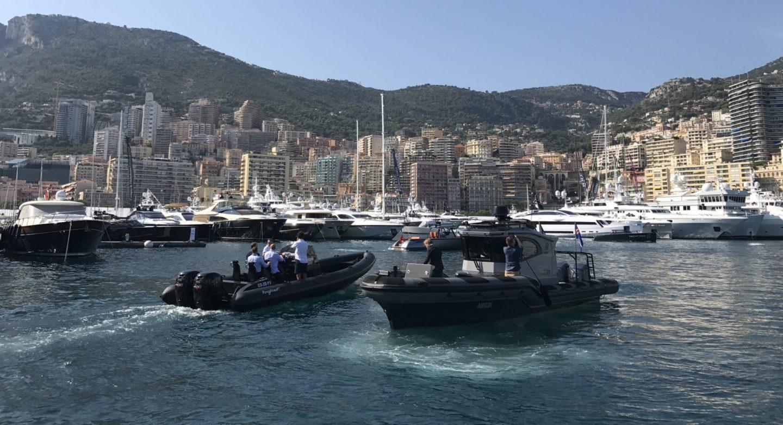 RAFNAR AND ROUGHNECK in Monaco