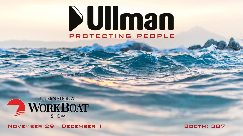 Internation WorkBoat Show New Orleans Ullman Dynamics